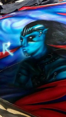 Airbrush by Maxart - Avatar