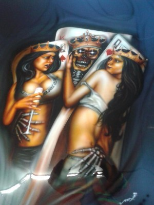 Airbrush by Maxart - Cards