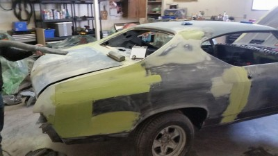 1968 Chevrolet Chevelle SS - full restoration