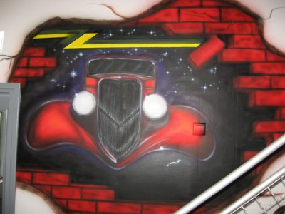 Airbrush by Maxart - wall art