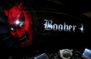 Boober, bobber based on Vulcan 800