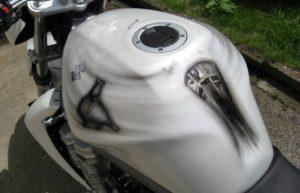 Suzuki Bandit - Golubica